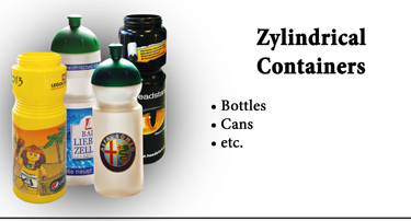 Zylindrical Hollow Body Articles