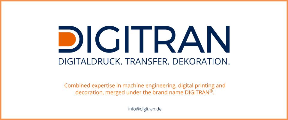 DIGITRAN - Digital Printing, Transfers, Decoration